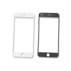 VETRINO IPHONE 6 PLUS BIANCO AAA