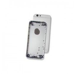 BACK COVER IPHONE 6S SILVER