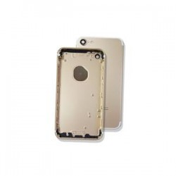 BACK COVER IPHONE 7 GOLD