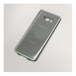 BACK COVER G935F S7 EDGE SILVER ORIGINALE SAMSUNG
