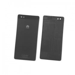 BACK COVER HUAWEI P8 LITE NERO AAA