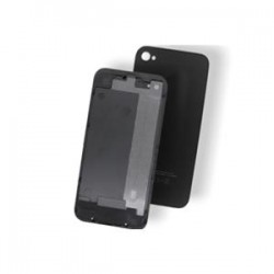 BACK COVER IPHONE 4S NERO