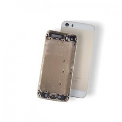 BACK COVER IPHONE 5S GOLD AAA
