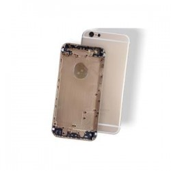 BACK COVER IPHONE 6 GOLD