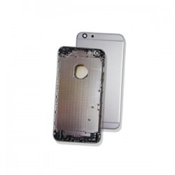 BACK COVER IPHONE 6 PLUS SPACE GREY AAA