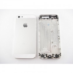 BACK COVER IPHONE 5SE SILVER