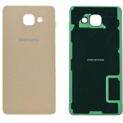 BACK COVER A7 2016 A710F GOLD